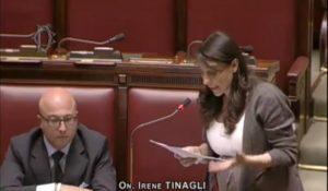 Irene Tinagli Parlamento